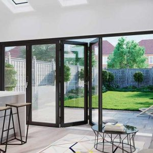 Bifolding Doors Are The Ultimate And Luxurious Choice For A Garden Door.  With A Stunning And Modern Aesthetic, These Doors Will Certainly Add The  Wow Factor ...