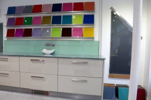 kitchen splashbacks and glass balustrades
