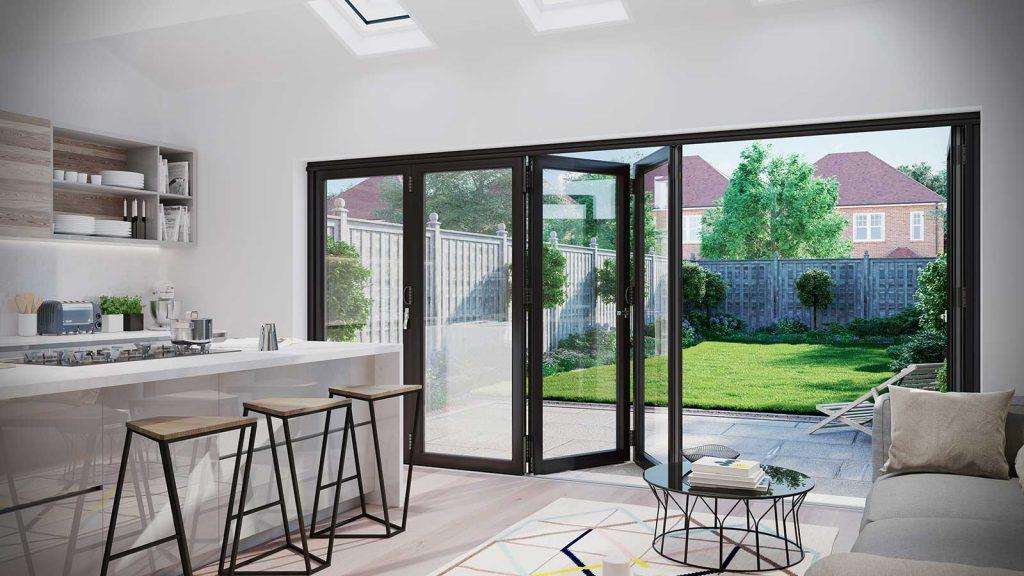 Aluminium Bifold doors High Wycombe