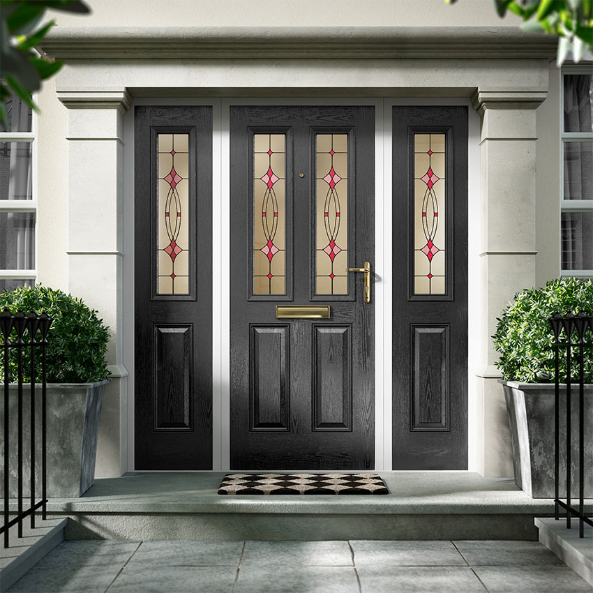Entrance Doors Buckinghamshire