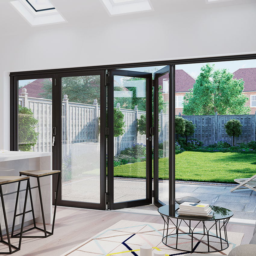 Aluminium Bi-Fold Doors Costs High Wycombe