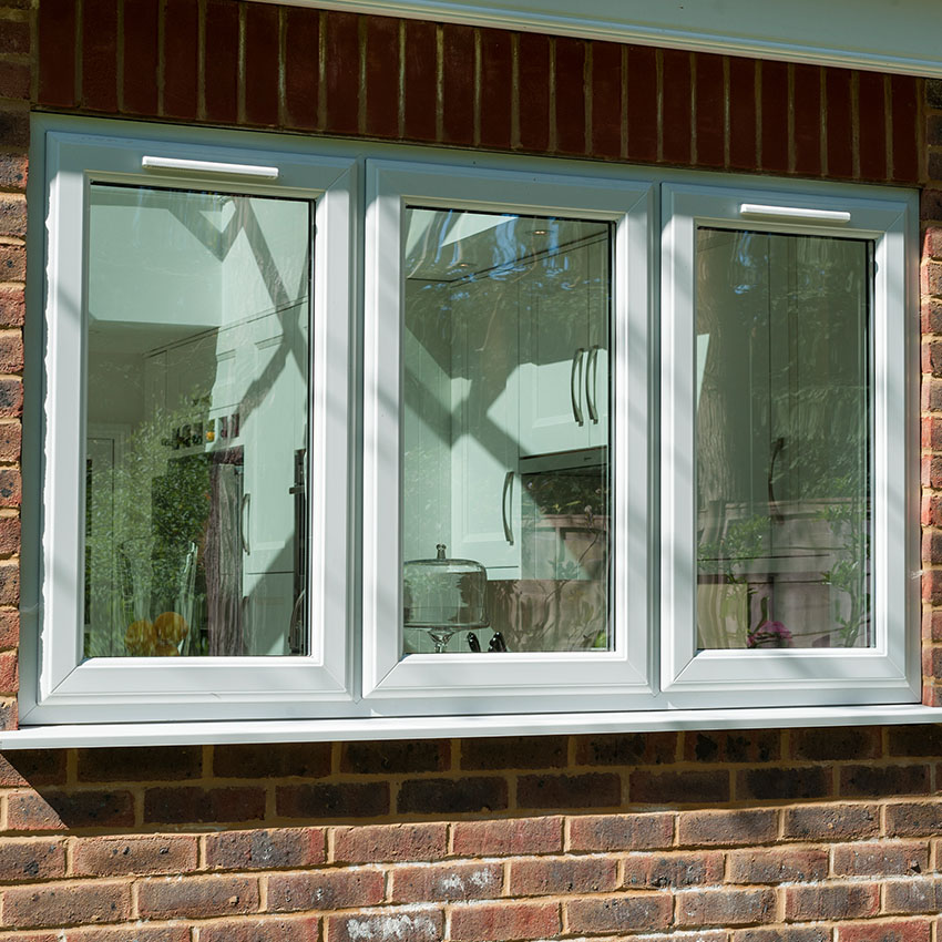 White uPVC Casement Window Buckinghamshire