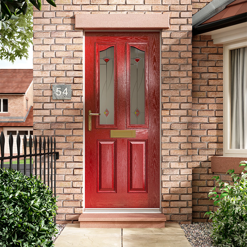 Replacement Entrance Doors Buckinghamshire