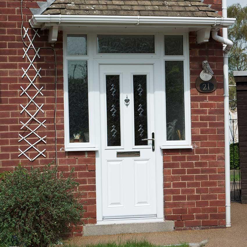 uPVC Entrance Doors Buckinghamshire