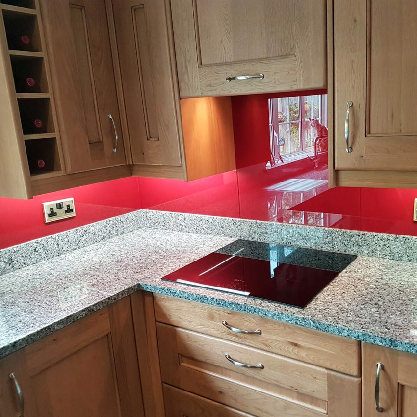 Replacement Glass Splashbacks High Wycombe