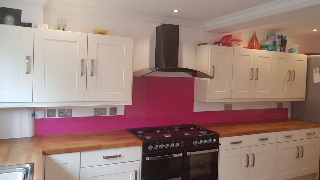 Modern Glass Splashbacks Buckinghamshire
