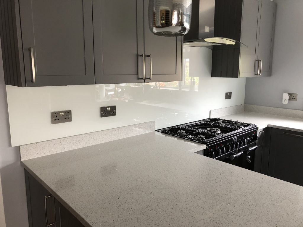 kitchen splashback buckinghamshire