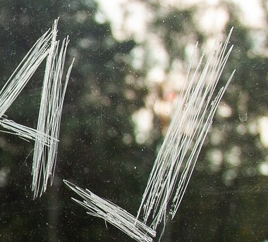 Scratched Glass in need of Replacement in Beaconsfield