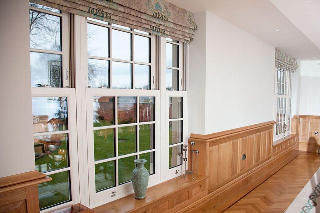 white upvc sash windows high wycombe
