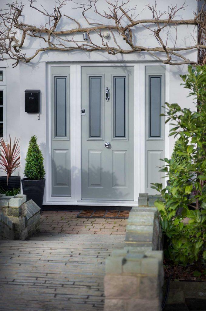 entrance door high wycombe