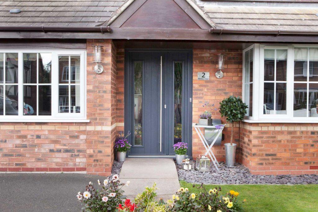 composite front doors high wycombe