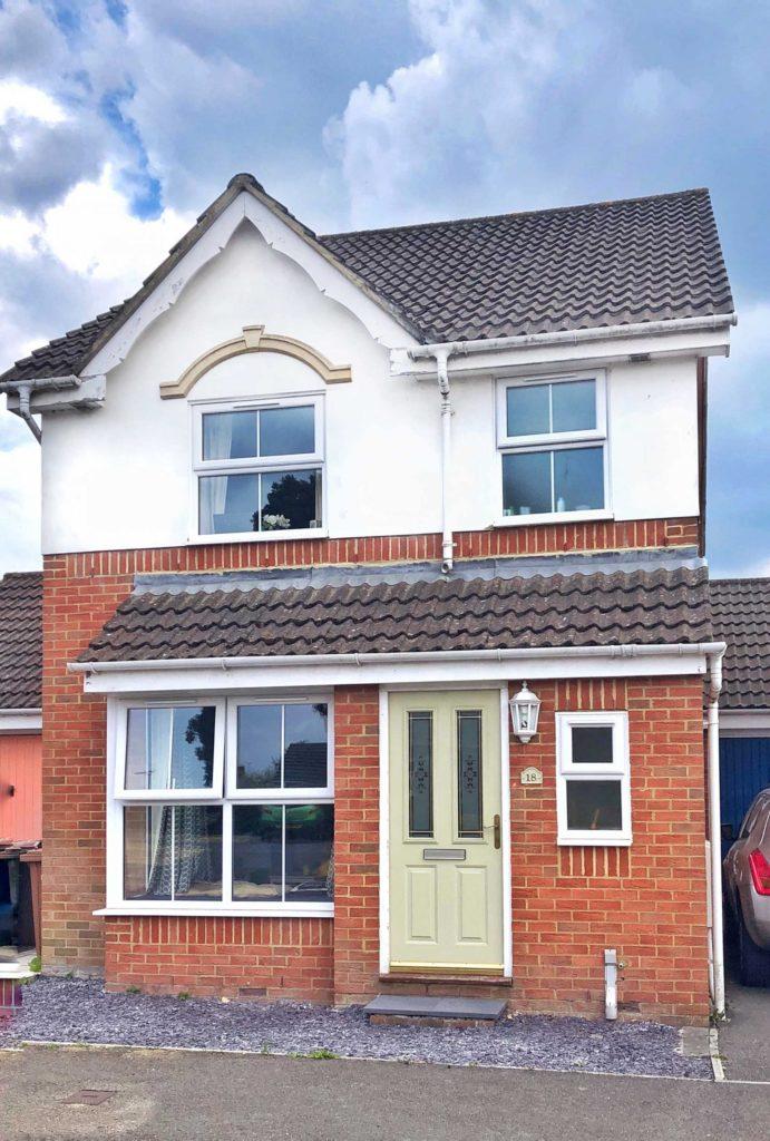 upvc front door high wycombe