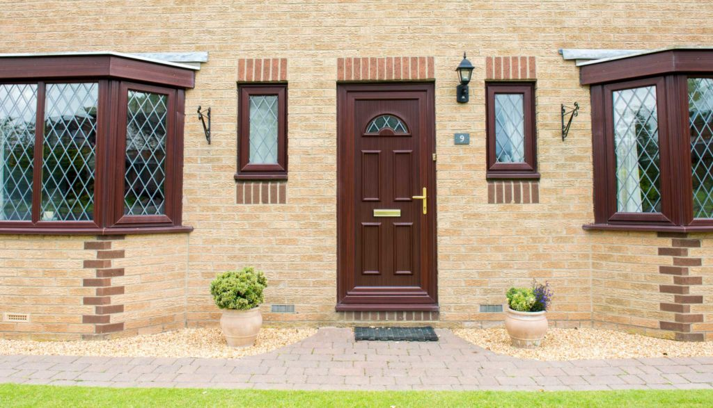 upvc front door prices high wycombe